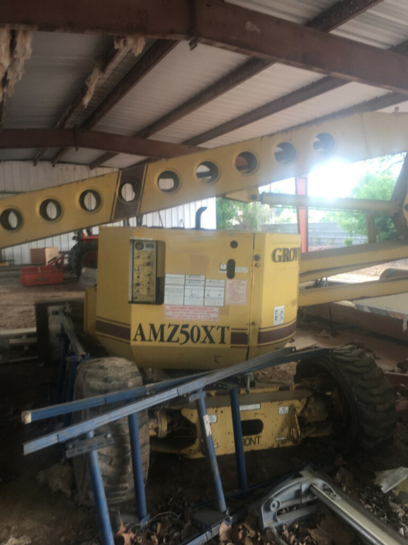 1997 Grove (Manlift) AMZ50XT