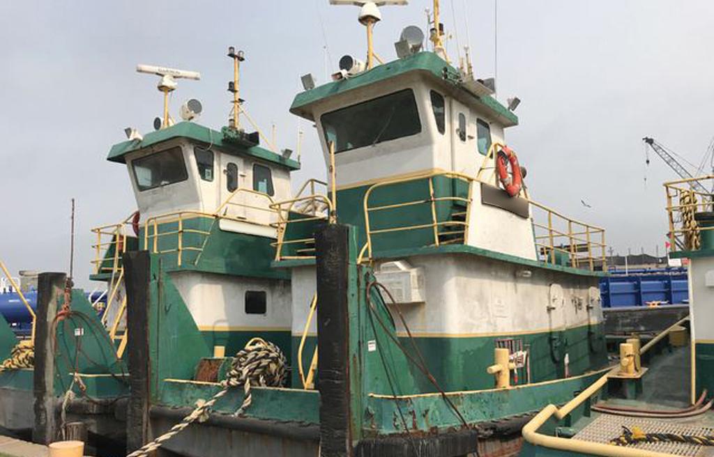 1981 Inland Pushboat
