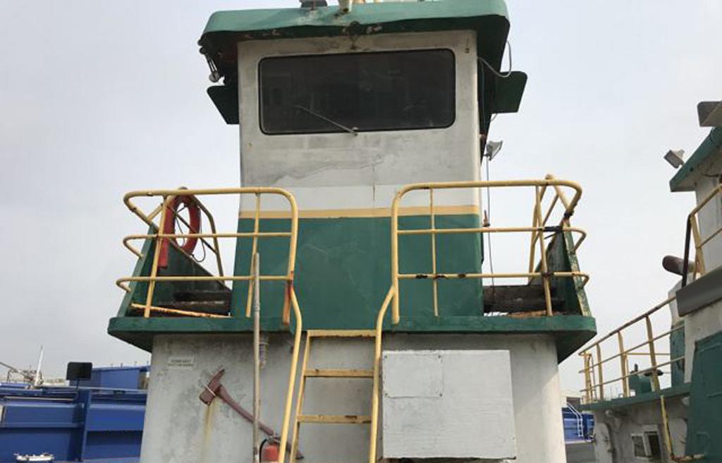 1980 Inland Pushboat