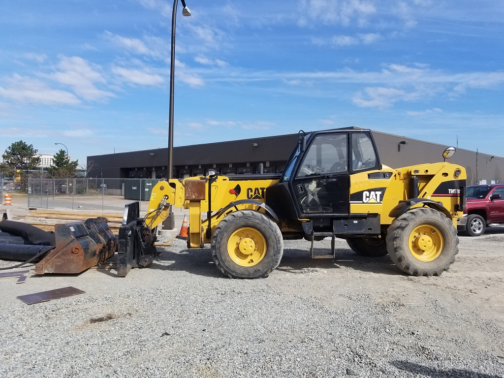 2006 Caterpillar TH580B