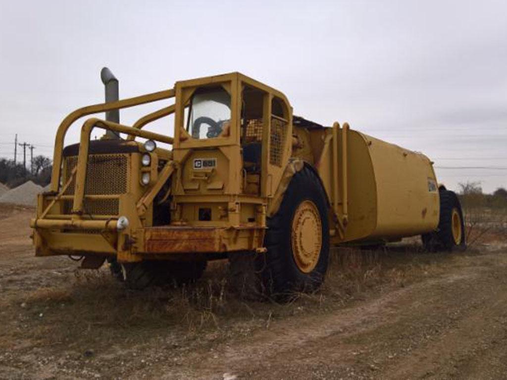1972 Caterpillar 651