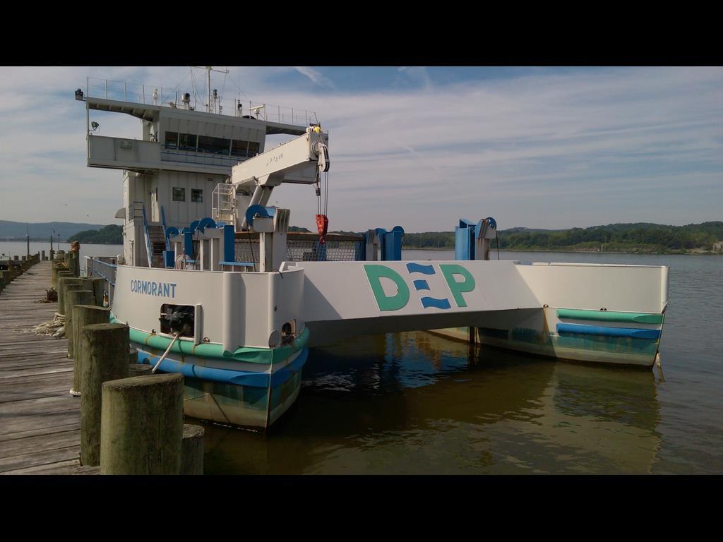1993 1500HP Inland Harbor Skimmer Vessel