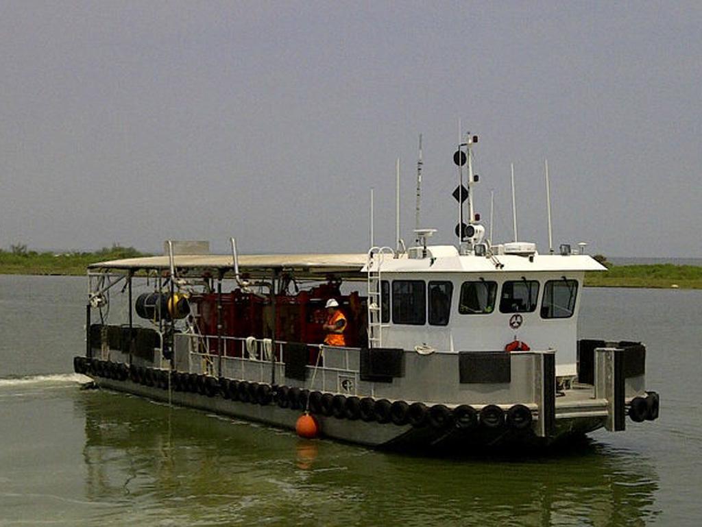 65' 1470HP Inland/Near Coastal Seismic Gun Boat