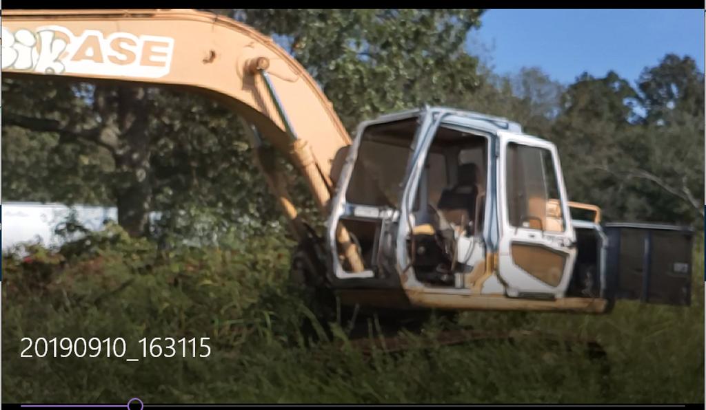 1999 Case 9020B