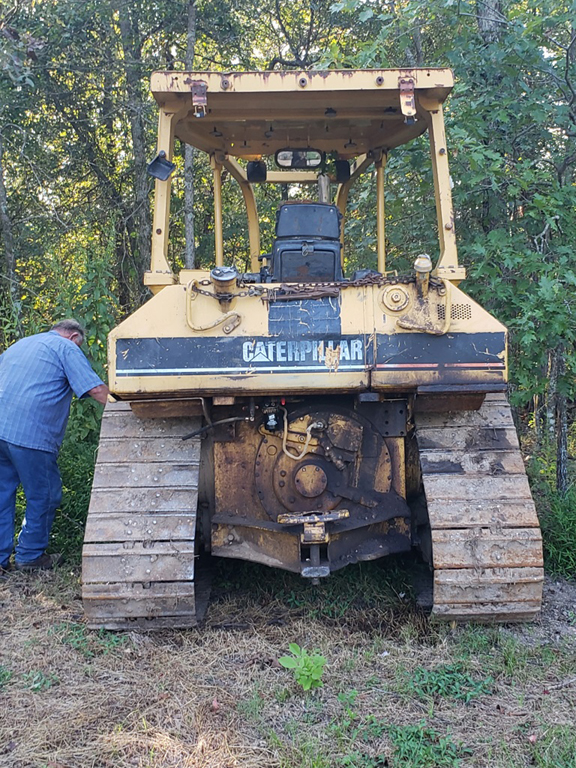 1997 Caterpillar D5M XL
